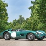 Amazing Aston Martin Auction Includes DBR1 Chassis 1
