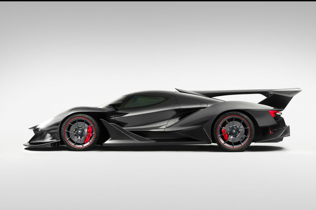 This is the stunning Apollo Intensa Emozione