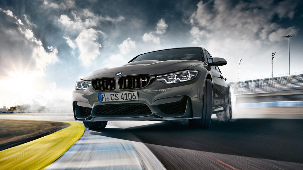 New BMW M3 CS unveiled