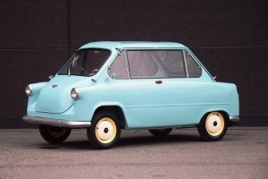 Rare 1958 Zundapp Janus Microcar For Sale