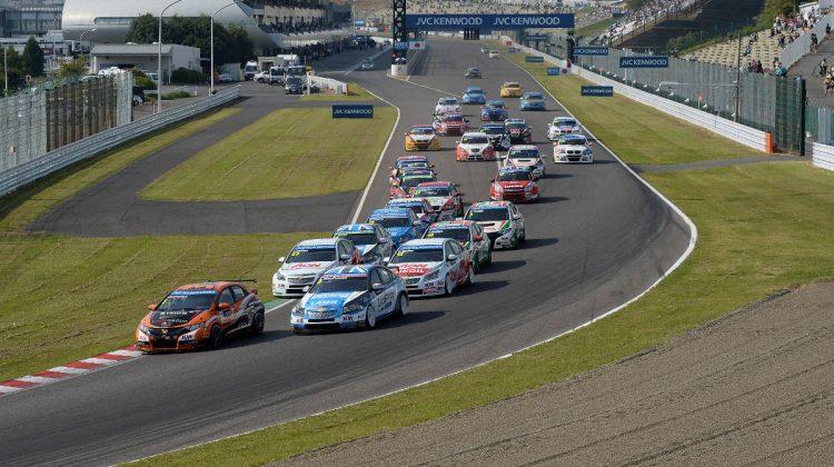 FIA WTCR and Japanese Super Formula at Suzuka in 2018