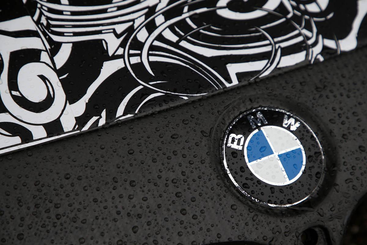 2019 BMW M4 DTM Revealed - Badge