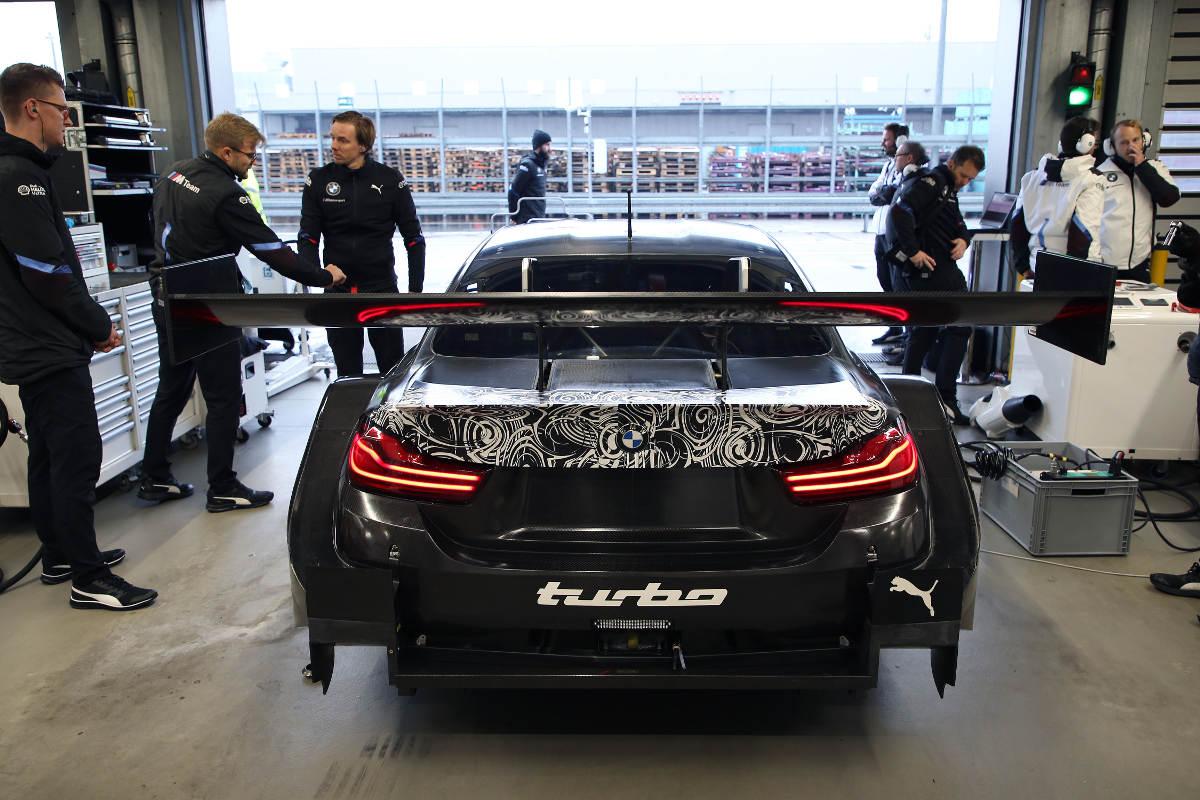 2019 BMW M4 DTM Revealed - Garage