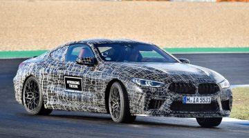 2019 BMW M8 Prototype Undergoes Testing In Estoril